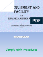 Pranoto (2008) Tef for Engine Maintenance