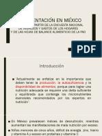 Alimentación en México