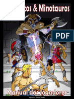 Labirintos & Minotauros - Manual Dos Jogadores