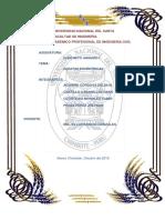 Informe de Zapatas Excentricas