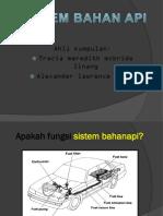 Sistem Bahanapi