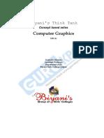 Computer Graphics (1)