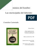 Castoriadis Los Dominios Del Hombre