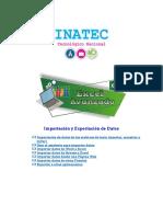 Importar y Exporta Datos.pdf