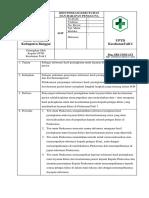 9.4.4.BAGIAN 1..SPO Penyampai Informasi Hasil Peningkatan Mutu Layanan Klinis Dan Keselamatan Pasien