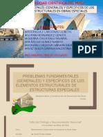 CONSERVACION ESTRUCTURAS ESPECIALES