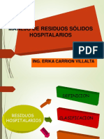 Manejo de RR.SS.  Hospitalarios.ppt