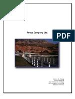 Fence Company MBA Case Study