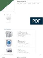 Products - Unnati Multi Tech