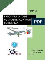 Procesamiento de Composites de Matriz Polimerica