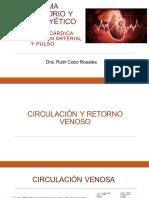 8a Clase SCyH Función Miocárdica y Presión Arterial