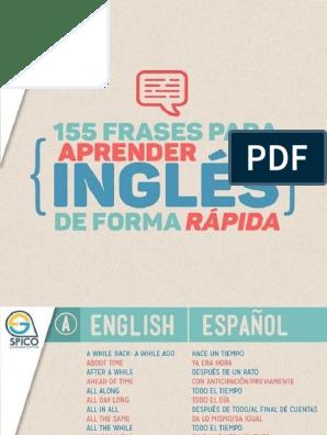 Frases Para Aprender Inglés