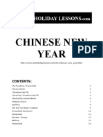 Chinese New Years Day