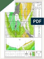 Mapa Plancha 137-III-D El Espino Esc.1-10000