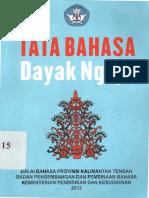 Tata Bahasa Dayak Ngaju 236h