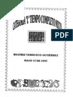 Tiempo Completo Mixto Marzo1997