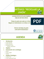 Presentacion Plan Estrategico