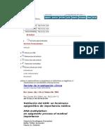 Epigenetica Review