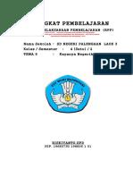 9. RPP Kelas 4 Tema 9 - Kayanya Negeriku.doc