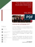 Presentación FORMEDEM 2017