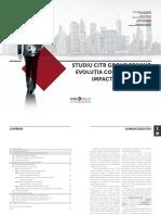 Studiul CITR Group Evolutia Companiilor de Impact