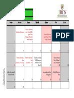 Event Calendar 2