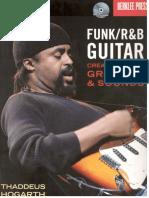 Thaddeus Hogarth Funk R&B Guitar