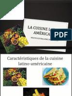 Cuisine Latinoamericana