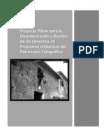 Proyecto Completo Fotografias