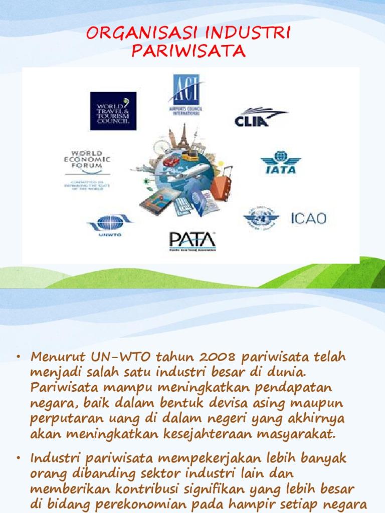 Organisasi Industri Pariwisata
