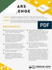 Seminars Challenge Mechanics