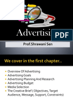 Advertising IMDR Lecture-1