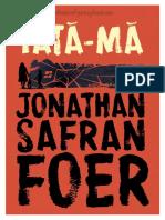 Jonathan Safran Foer - Iata-ma (v.1.0)