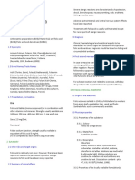 Pharmacological Properties of Folic Acid