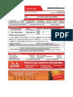 SpiceJet_E-ticket_PNR F98SUW Ahmedabad-Port Blair