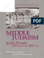 Middle Judaism
