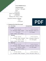 Perhitungan P4 Ade