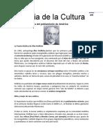 Teorías de Poblamiento de La América Latina