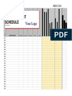 Internal Audit Schedule Rev Orig 130 466 Demo