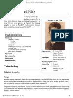 Marcelo H. Del Pilar - Wikipedia, Ang Malayang Ensiklopedya