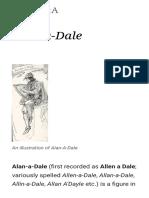 Alan a Dalle