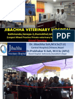 Jibachha Veterinary Hospital(P)Ltd,grad opening branch