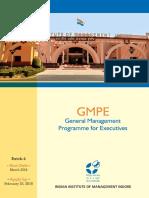 GMPE Brochure