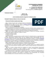 Legea 132/2010 privind colectarea selectiva a deseurilor