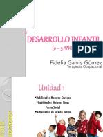 Desarrollo Infantil (0 - 5 Años)
