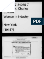 Women in Industry