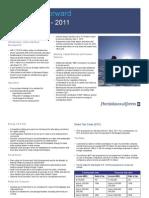 PwC Budget Flash 2010 - 2011