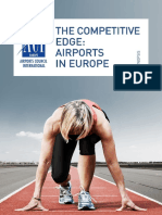 ACI EUROPE Synopsis - The Competitive Edge - Airports in Europe