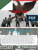 PPT G30S/PKI LENGKAP