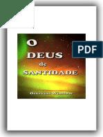O Deus de Santidade